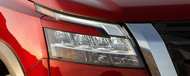 Noul SUV de la Nissan are loc pentru 8 persoane si vine cu transmisie automata cu 9 trepte in standard