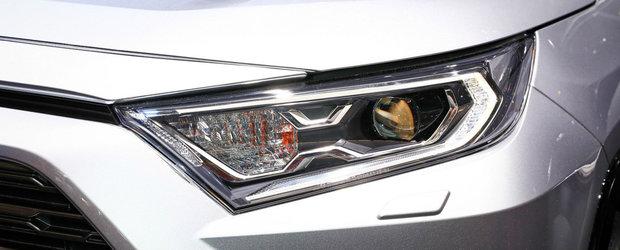 Noul SUV de la Toyota se pregateste sa ia cu asalt EUROPA. Are propulsie hibrida si peste 200 de cai