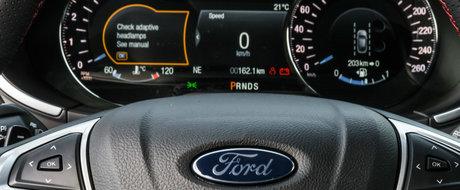 Noul SUV Ford a debutat oficial in EUROPA. Are motor Bi-Turbo DIESEL, tractiune integrala si cutie automata