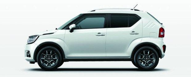 Noul Suzuki Ignis va debuta in Europa la Salonul Auto de la Paris