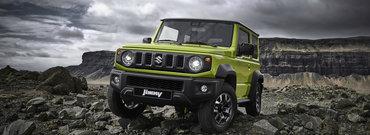 Noul Suzuki JIMNY: este la fel de capabil in off-road ca un G-Class, dar costa de 6 ori mai putin