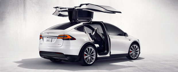 Noul Tesla Model X 2016 e pe cale sa ajunga cel mai rapid SUV din lume