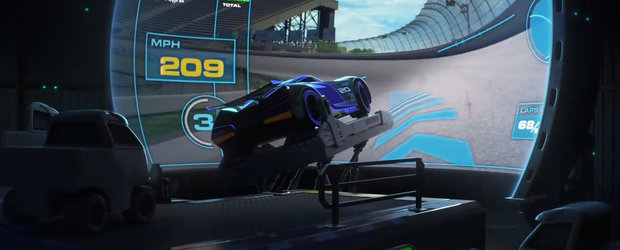Noul trailer de la Cars 3 surprinde indeaproape urmatoarea generatie de raceri