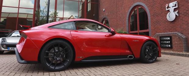 Noul TVR Griffith apare in primul VIDEO. Cum suna masina care a reinviat brand-ul britanic