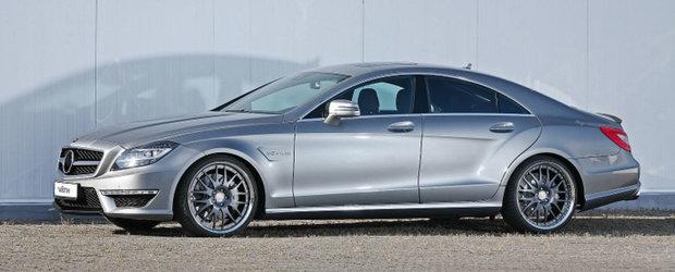 Noul VATH V63RS este un Mercedes CLS de 660 cai putere!