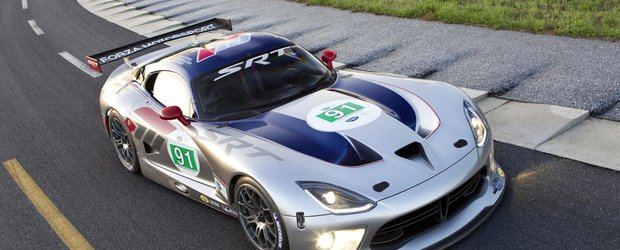 Noul Viper GTS-R atinge doar 290 km/h