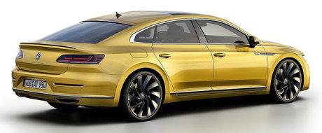 Noul Volkswagen Arteon a fost lansat in Romania. Uite cat costa inlocuitorul vechiului CC!