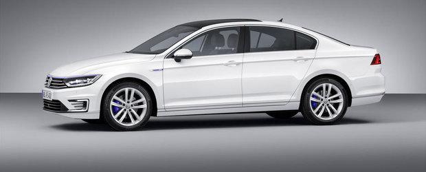 Noul Volkswagen Passat GTE promite 218 CP si peste 1.000 km autonomie