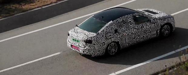 Noul Volkswagen Passat: Primele detalii si fotografii spion