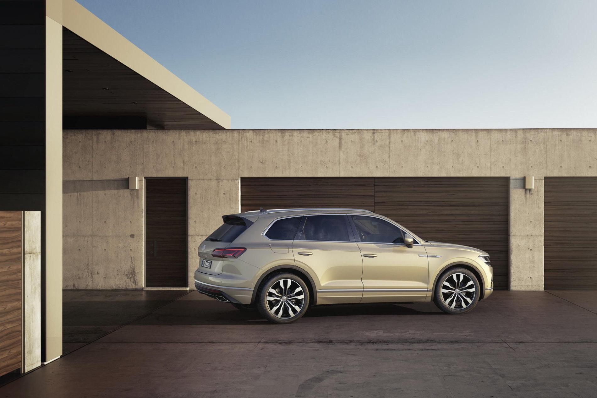 Noul Volkswagen Touareg - Noul Volkswagen Touareg