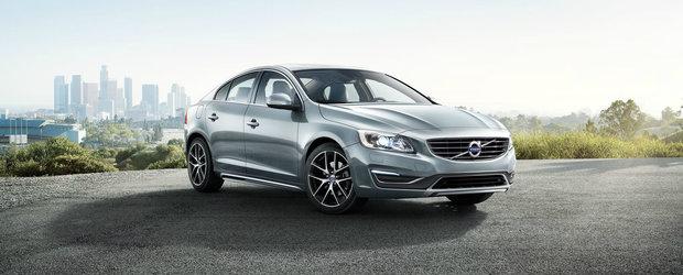 Noul Volvo S60 ar putea debuta chiar anul viitor