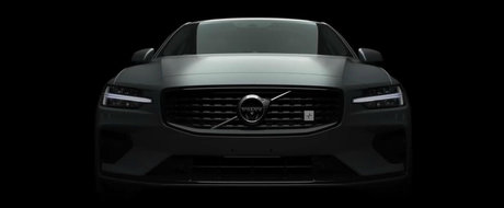 Noul Volvo S60 debuteaza saptamana viitoare fara NICIUN MOTOR DIESEL. Are totusi o versiune de performanta