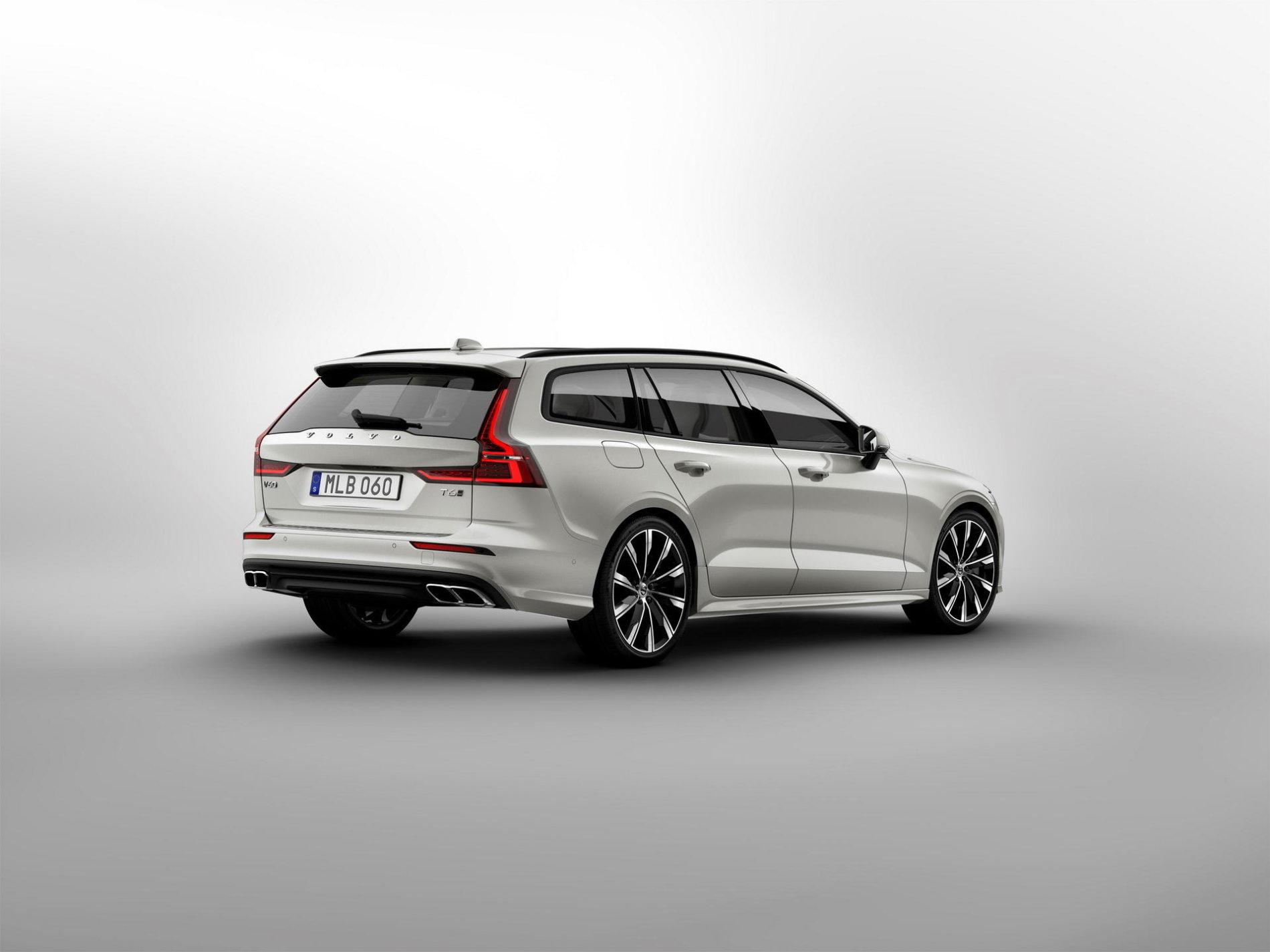 Noul Volvo V60 - Noul Volvo V60