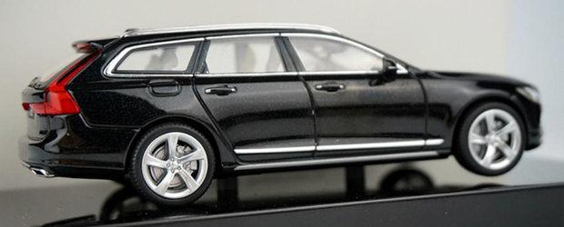 Noul Volvo V90 debuteaza oficial la sfarsitul acestei luni, anunta ultimele zvonuri