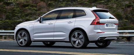 Noul Volvo XC60 a fost optimizat de Polestar: 421 de cai si consum de 2,1l/100 de kilometri