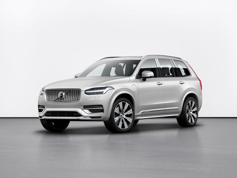 Noul Volvo XC90 facelift