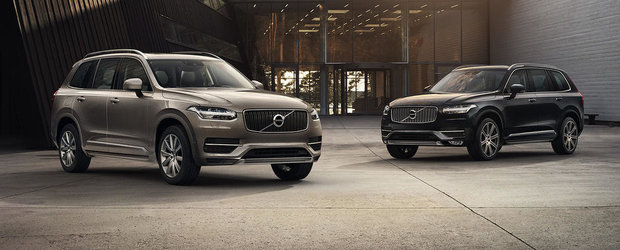 Noul Volvo XC90 ni se arata in primele imagini oficiale