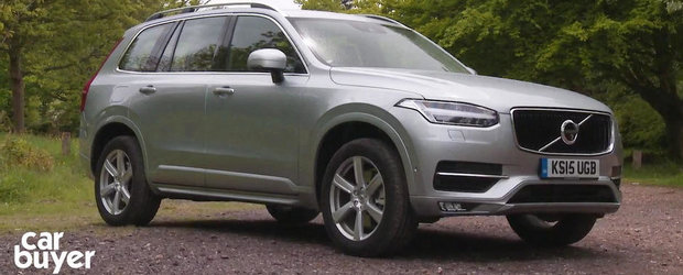 Noul Volvo XC90 nu e chiar perfect, dar are cativa asi in maneca