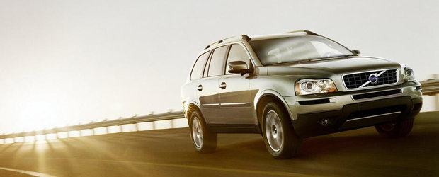 Noul Volvo XC90 va debuta anul viitor