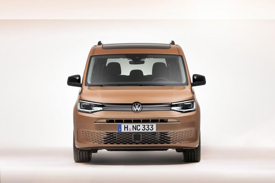 Noul VW Caddy