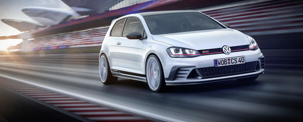 Noul VW Golf GTI Clubsport are 265 CP si debuteaza la Worthersee 2015