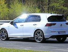 Noul VW Golf R pe 'Ring