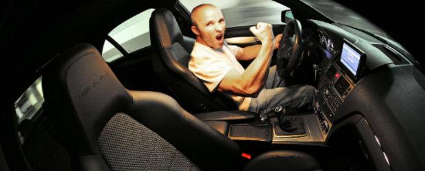 Noul Wimmer RS C63 AMG livreaza senzatii extreme si o portie serioasa de muschi