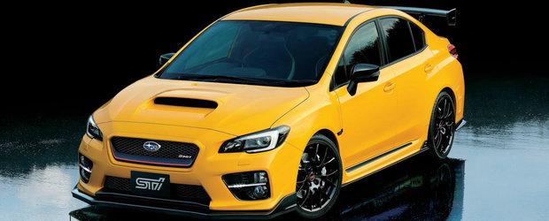 Noul WRX STI S207 e cel mai tare Subaru pe care TU NU il poti cumpara