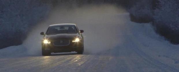 Noul XJ AWD ajunge acolo unde nici un alt Jaguar nu a mai ajuns vreodata