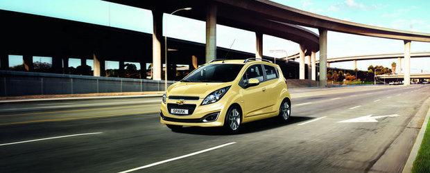 Noutati Chevrolet la Salonul Auto de la Paris 2012