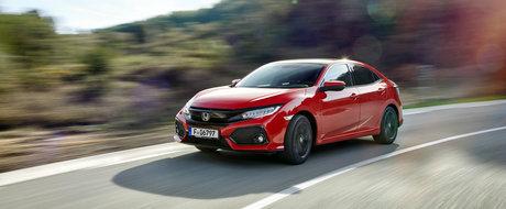 Noutati tehnice in gama Honda Civic. Modelul japonez n-a mai oferit vreodata aceasta dotare