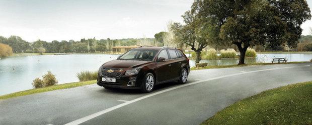 Noutatile Chevrolet pentru Salonul Auto de la Frankfurt