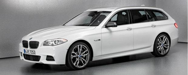 Noutatile gamei BMW in martie 2012 - mai multa tehnologie pentru mai multa eficienta