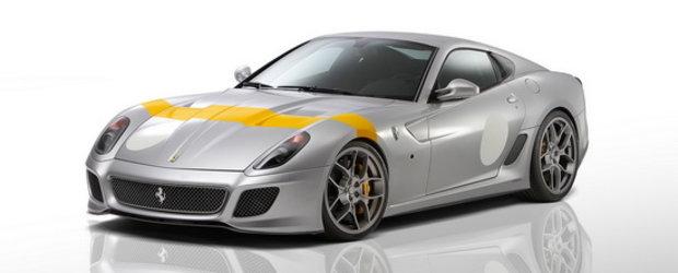 Novitec Rosso modifica noul Ferrari 599 GTO, ascunde 888 CP sub capota!