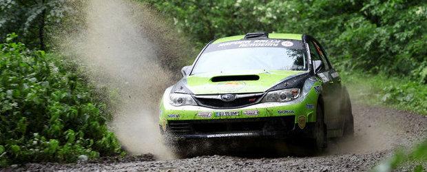 NRA ia startul in Raliul Sibiului, evenimentul anului in motorsportul romanesc