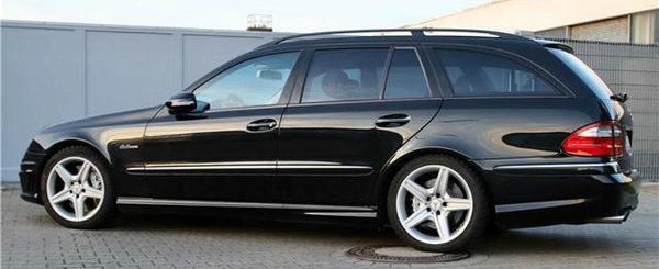 Nu a mai facut fata consumului mare de benzina, asa ca l-a trecut pe GPL. Cati kilometri are acum acest Mercedes E63 AMG