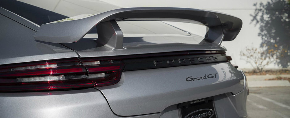 Nu a stat deloc pe ganduri si si-a tunat noul Porsche Panamera. Cum arata acum sedanul de performanta