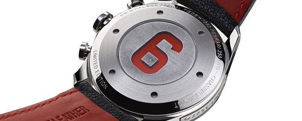 Nu ai bani de un Ferrari 250 GTO? Ia-ti un ceas cu piese Ferrari!