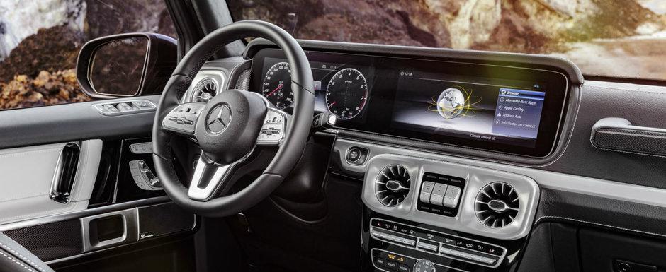 Nu are rival in lume. Interiorul noului Mercedes ii lasa cu gura cascata pana si pe sefii BMW