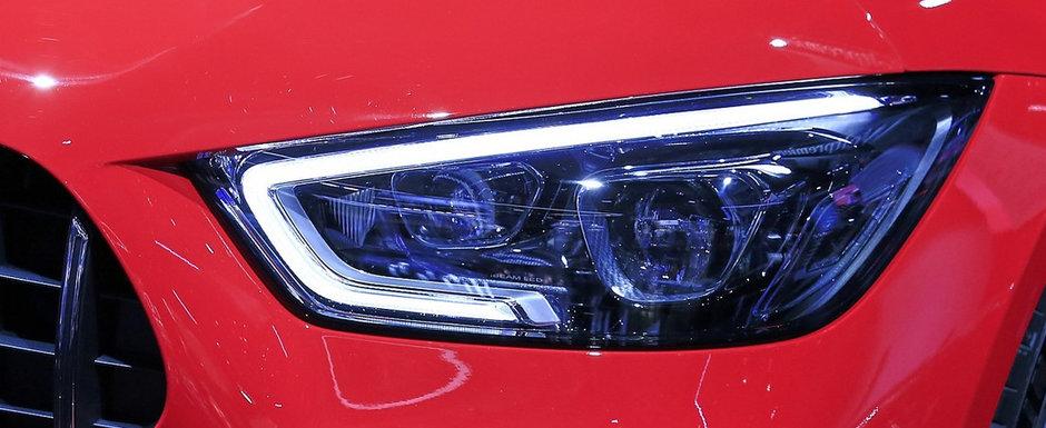 Nu are rival. Noua masina de la Mercedes face suta in doar 2.9 secunde si bate tot de la Audi si BMW. Cum arata in realitate
