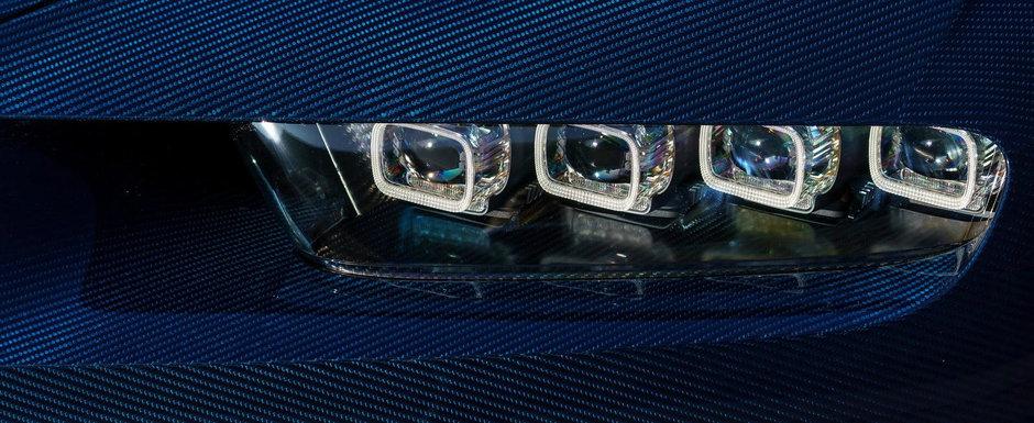 Nu au mai rezistat tentatiei. Americanii au modificat noua masina de 1.500 CP de la Bugatti!