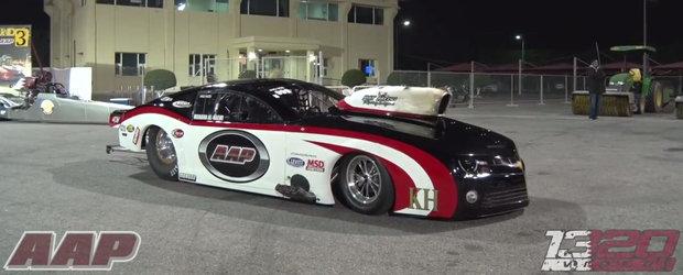 Nu clipi. Cea mai rapida masina dotata cu NOS parcurge sfertul de mila in doar 5.75 secunde!