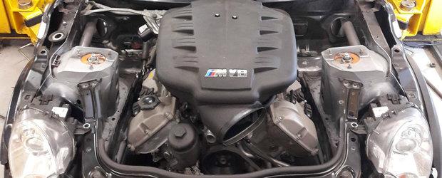 Nu e inca gata, dar se anunta deja mare nebunie. Acest hot-hatch va avea motor V8 si tractiune spate!