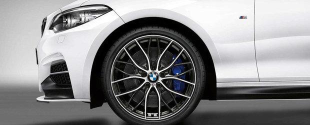 Nu este un M veritabil, dar merita atentia ta. BMW prezinta noua editie limitata M240i M Performance