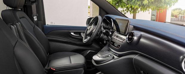 Nu exista Audi sau BMW care sa concureze cu asa ceva. Cum arata noua masina lansata de Mercedes pe piata din Romania
