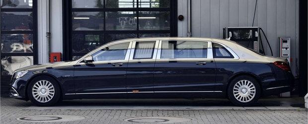 Nu exista Audi sau BMW care sa concureze cu asa ceva. Daca vrei limuzina suprema, ASTA e masina ta