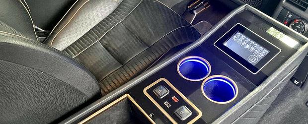 NU exista Audi sau BMW care sa concureze cu asa ceva. Daca vrei SUV-ul suprem, ASTA e masina ta