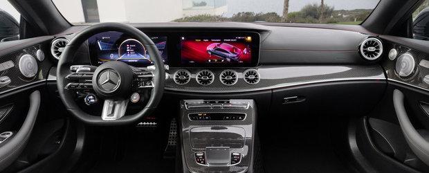 Nu exista BMW care sa concureze cu asa ceva. Cum arata cea mai noua masina lansata de Mercedes pe piata din Romania