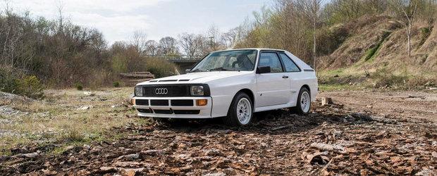 Nu exista destule laude pentru acest Audi Sport Quattro. Cu cat se vinde el acum