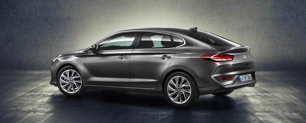 Nu-i nici hatchback, dar nici Tourer. El este noul Hyundai i30 Fastback